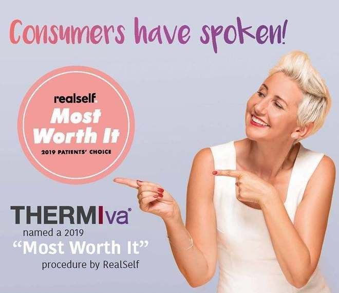 "Real Self ""Most Worth It"" Award for Thermiva"