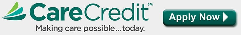 CareCredit Apply Now banner