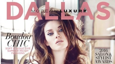 Dallas Modern Luxury Cover Photo